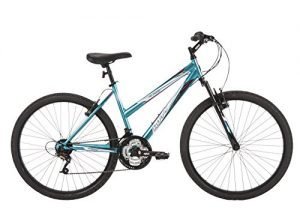 Huffy Bicycles 26337 Women's Alpine Bicycle, Metallic Pool Blue, 26-In.